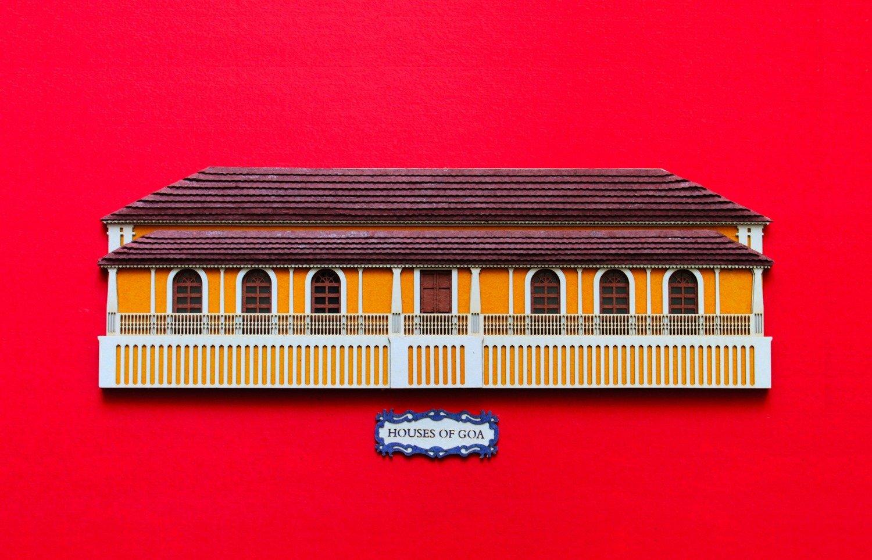 House in Ribandar