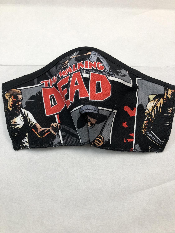 Zombie-Limited Print- Rare