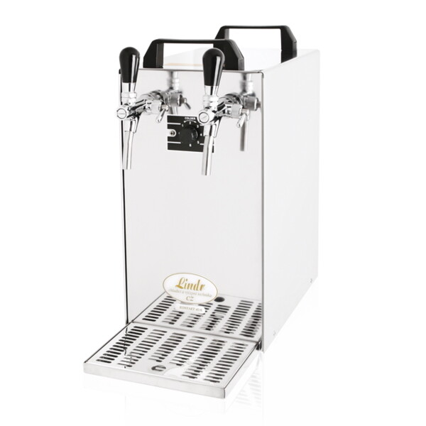 Lindr 40K Twin Tap Draught Dispenser