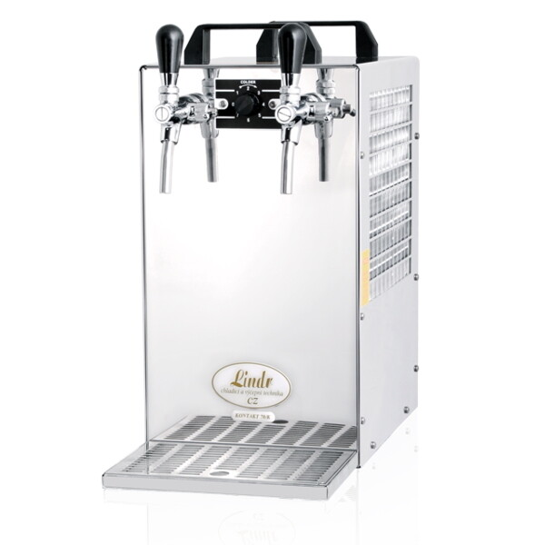 Lindr 70K Twin Tap Draught Dispenser