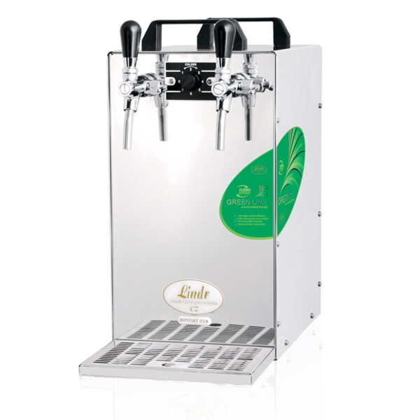 Lindr 155K Twin Tap Draught Dispenser