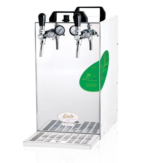 Ex-Rental Lindr 155R Twin Tap Draught Dispenser