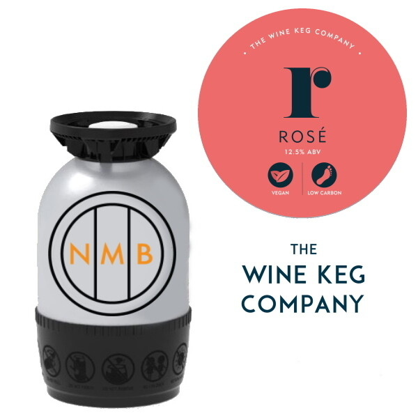 Rosé   The Wine Keg Co - 20 Litre - Polykeg (Sankey)