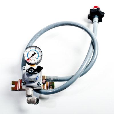 Gas Regulator CO2 valve