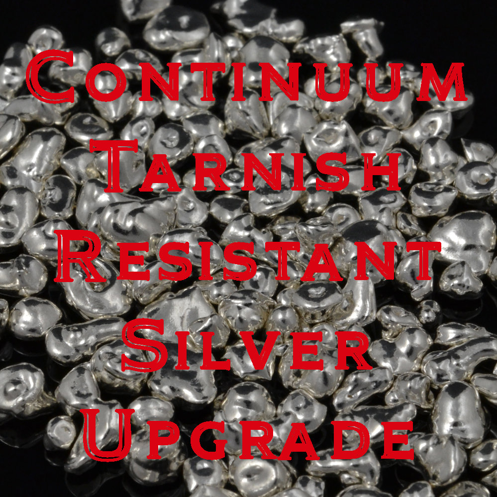 Continuum Silver Upgrade