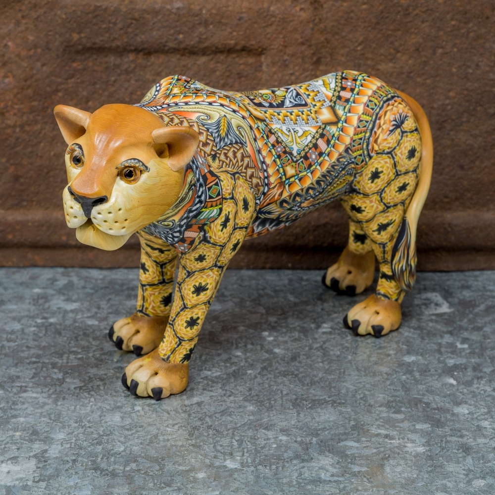 FimoCreations - Lioness SG190017