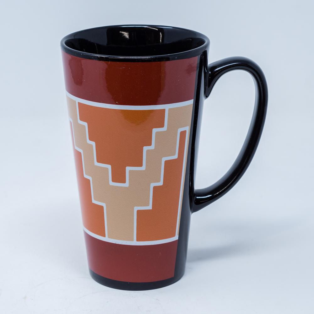 Pueblo Pottery Mug by Clarence Cruz SG200015
