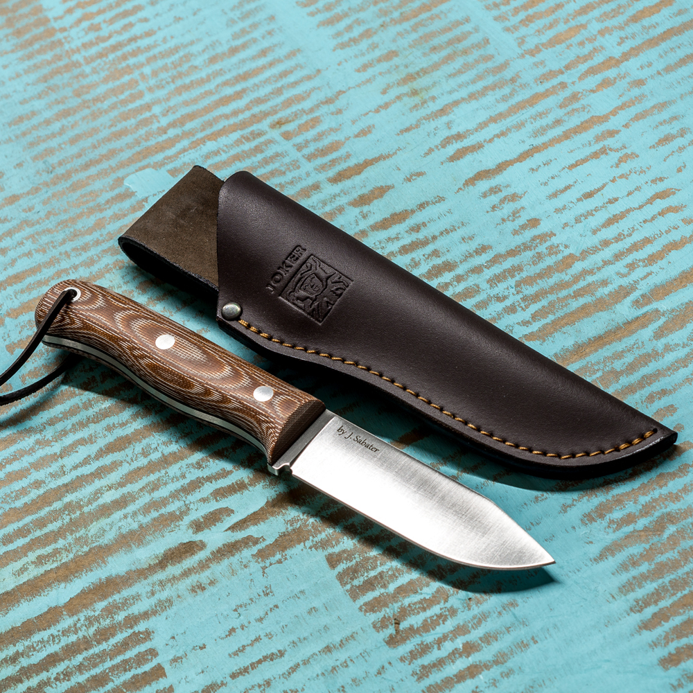 Joker Knife with Sheath SG200041