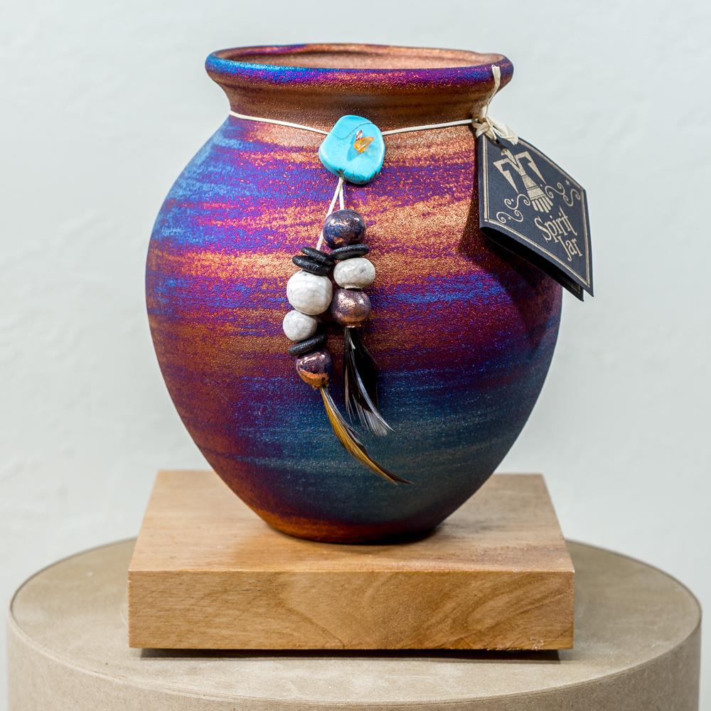 Raku Pottery SG200055
