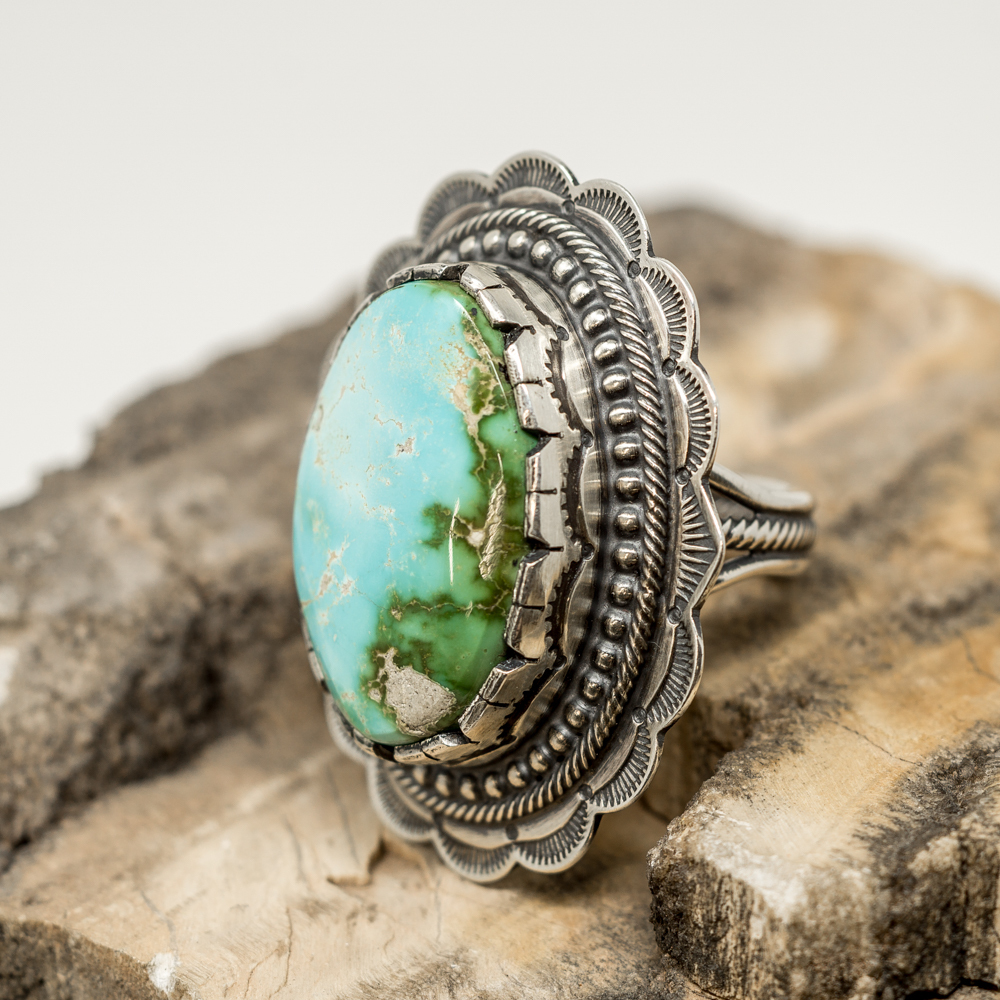 Royston Turquoise Ring JE200033