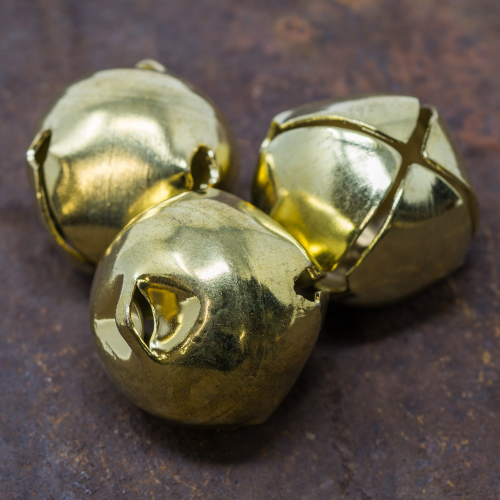 Brass Bell 3 Sizes Available TP200019