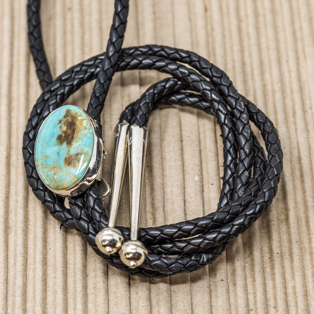 Royston Turquoise Bolo JE200083