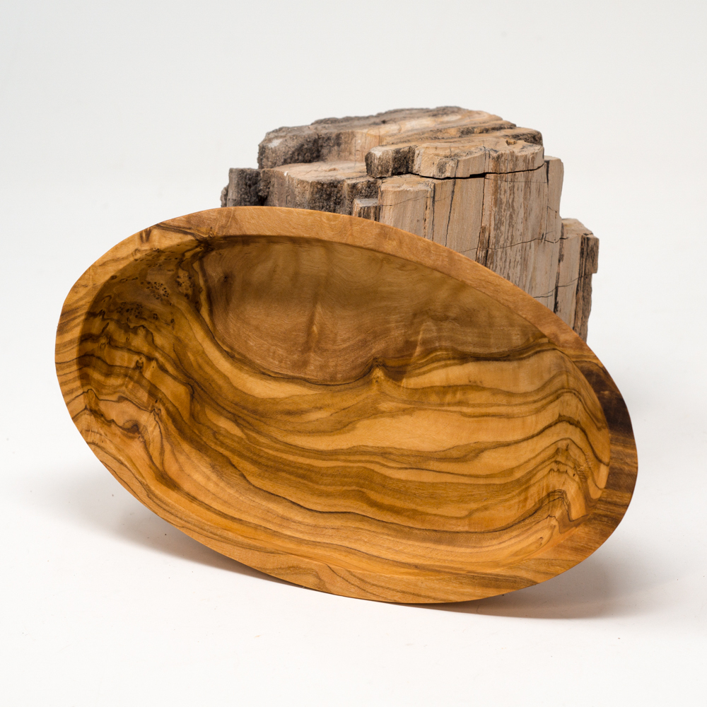Olive Wood Small Dish SG200072