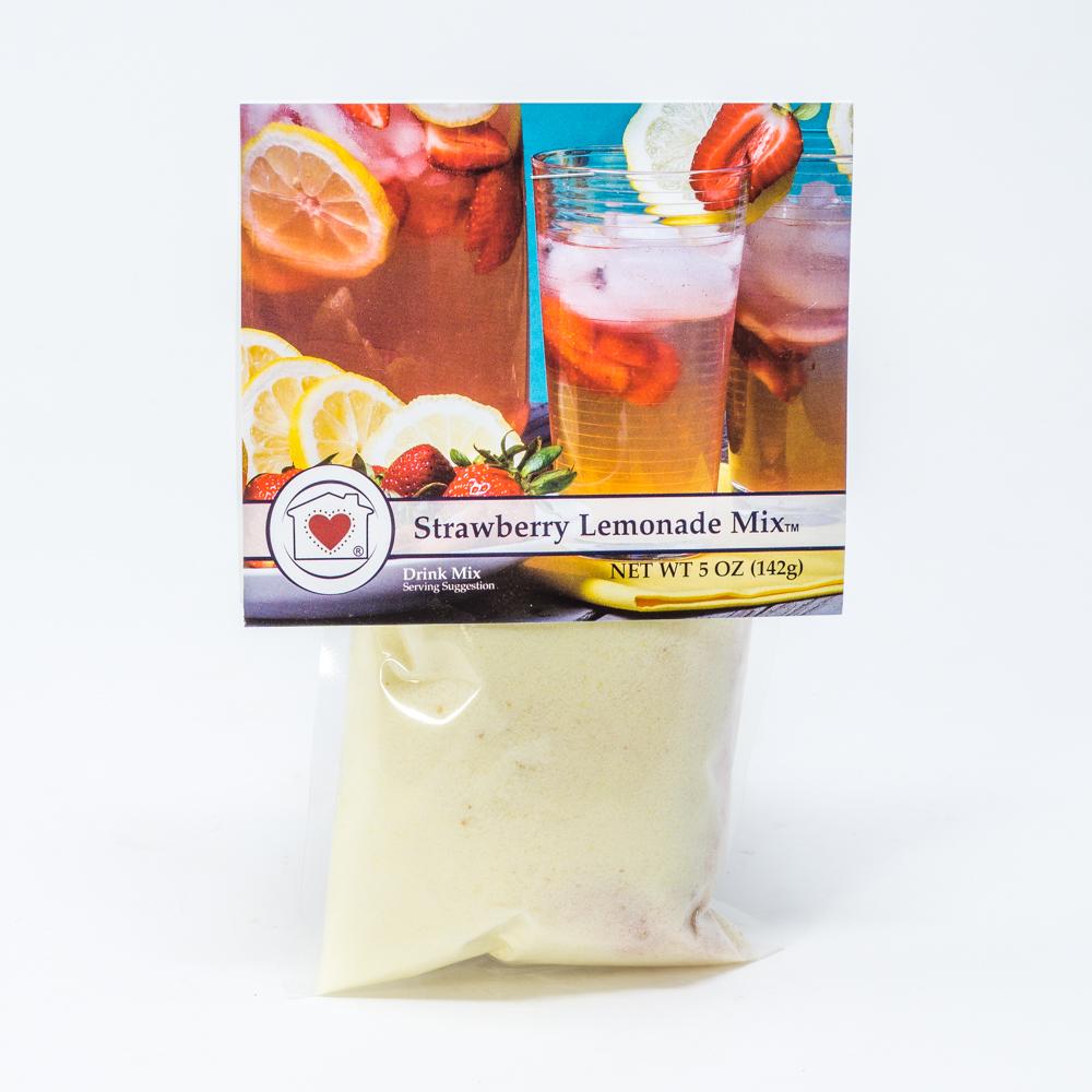 Strawberry Lemonade Mix PA200011