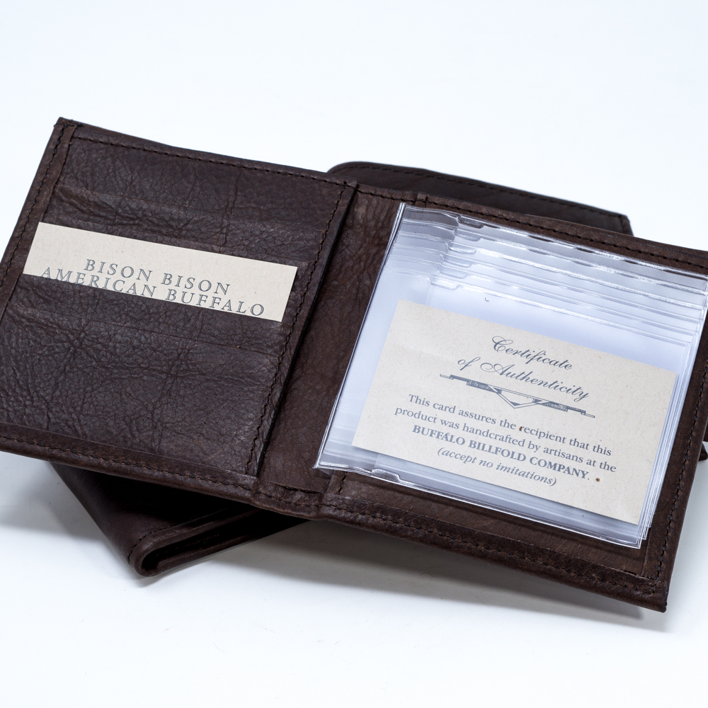 The Buffalo Billfold Company - Wallet