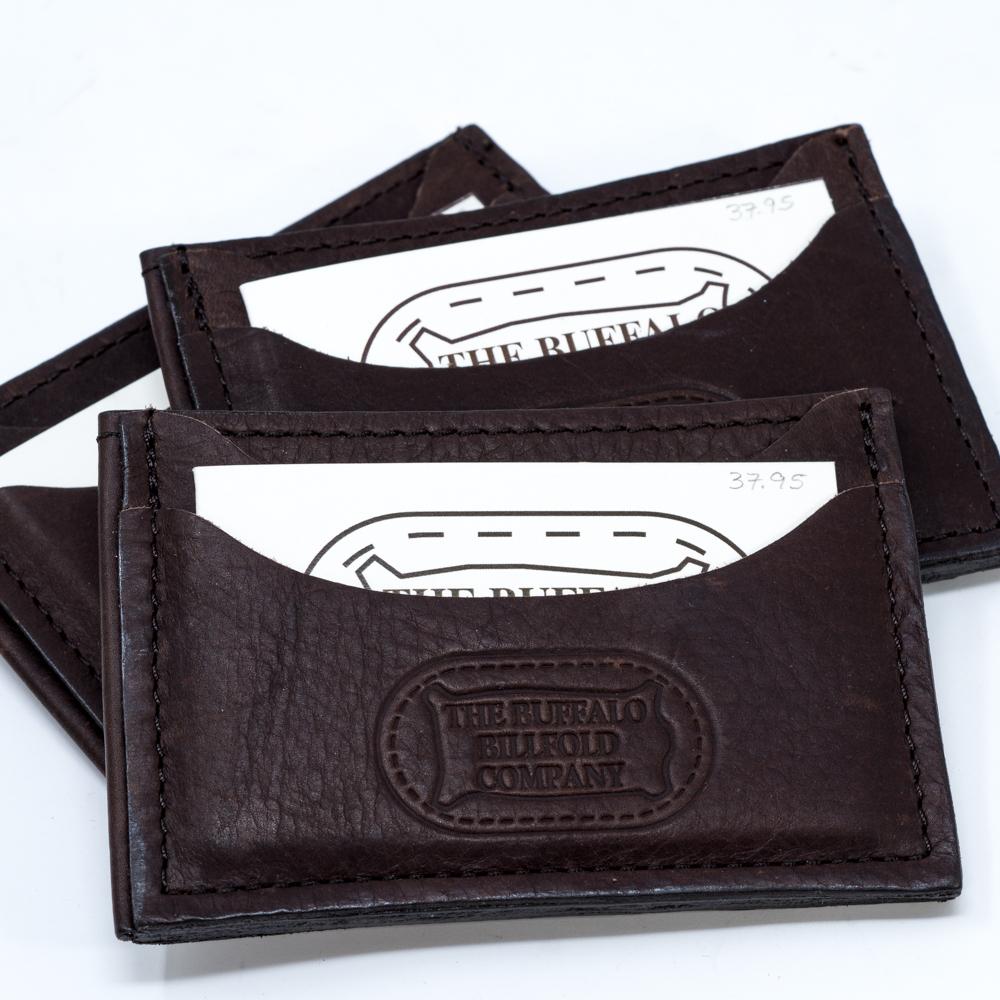 The Buffalo Billfold Company - Credit Card Holder GA200024