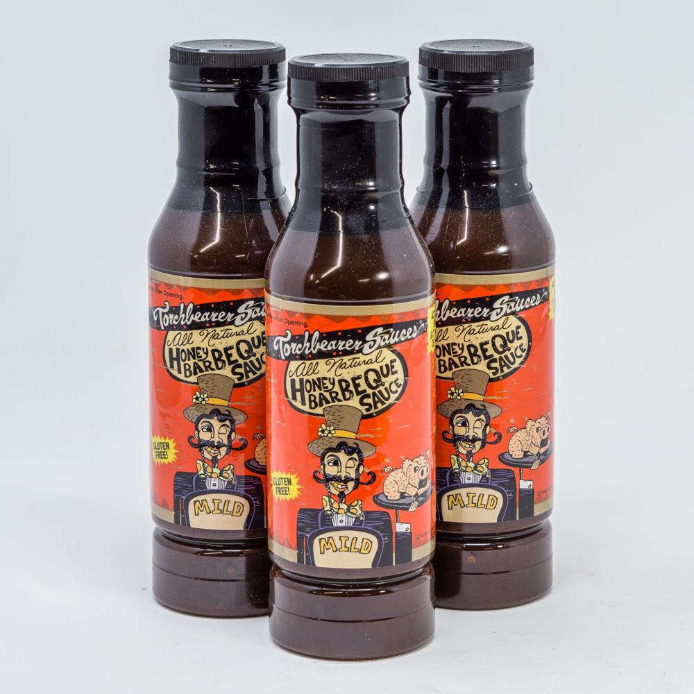 Torchbearer Sauces - Honey Barbeque Sauce PA200014