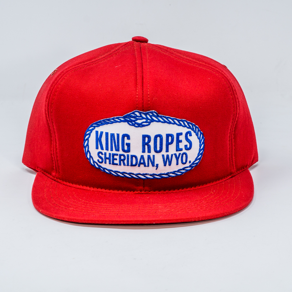 King Ropes Cap - Inner Foam - Red HG200009