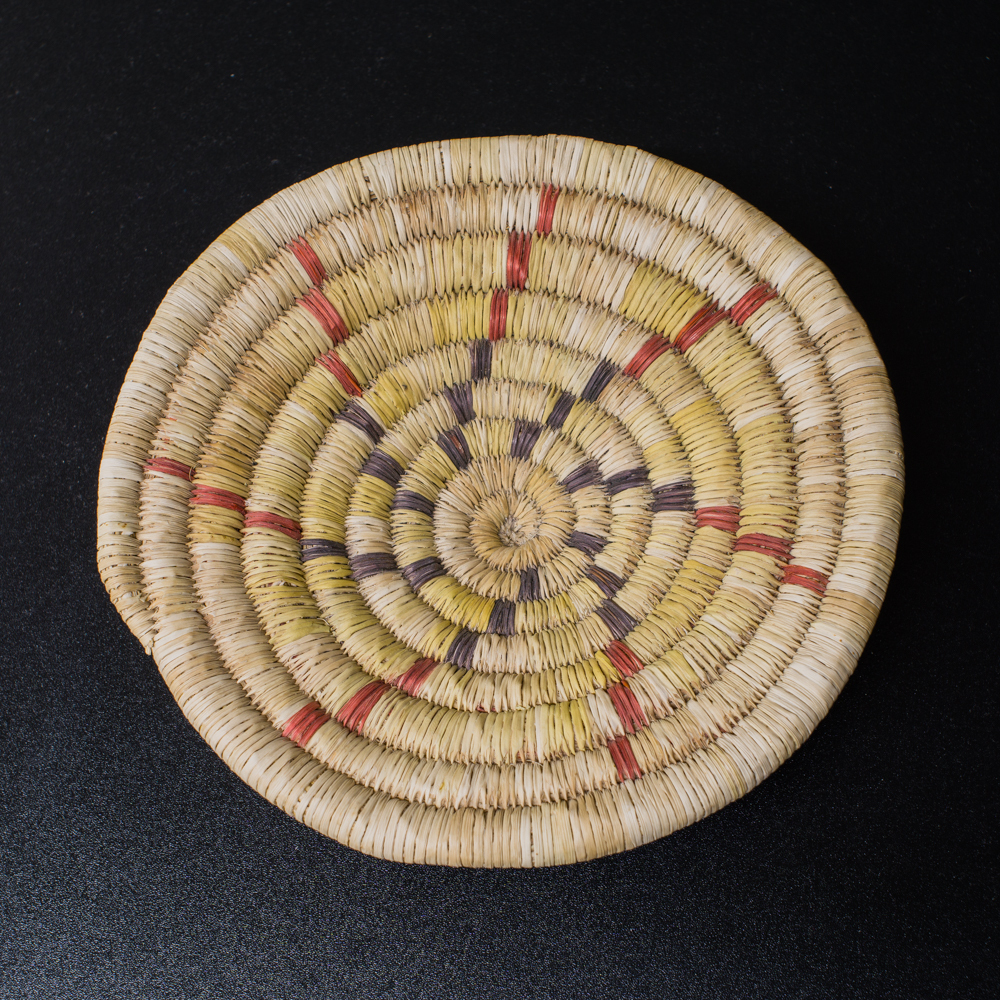 Hopi Coiled Plaque GA200029
