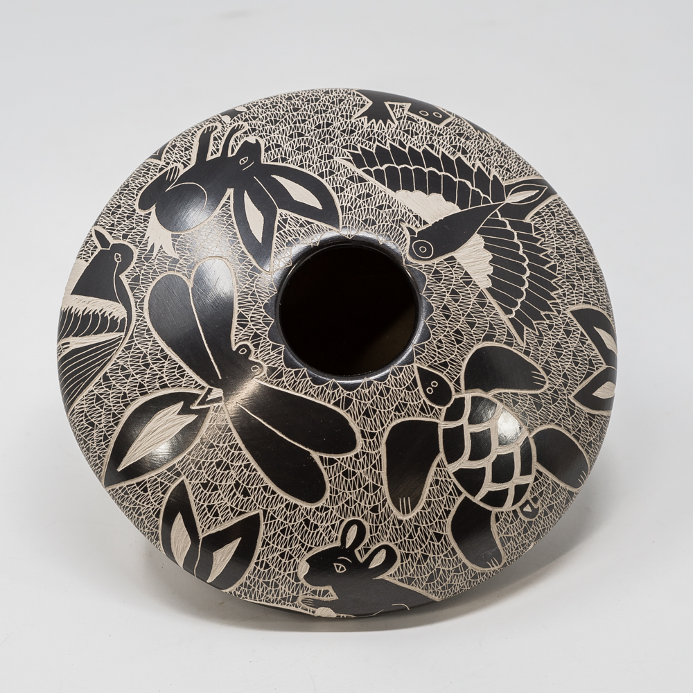 ​Mata Ortiz Pottery: Animals