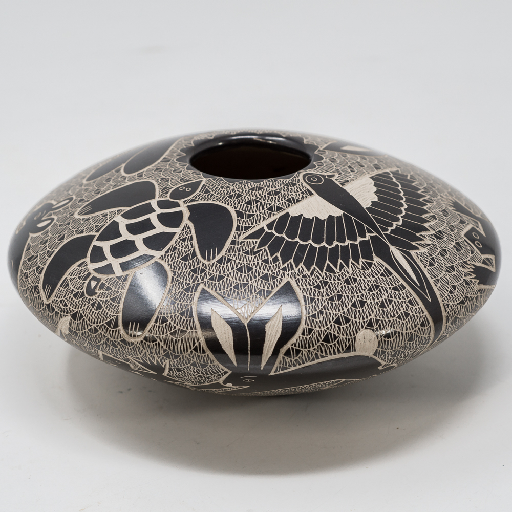 ​Mata Ortiz Pottery: Animals SO200018