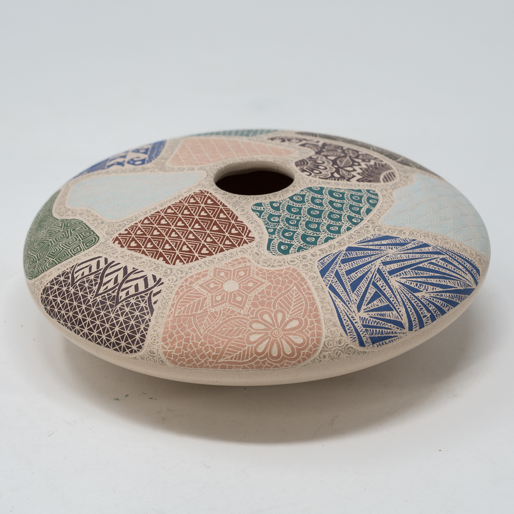​Mata Ortiz Pottery: Dimensions SO200020