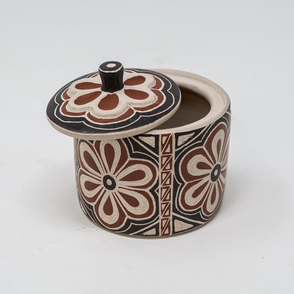 Mata Ortiz Pottery: Blossom SO200022