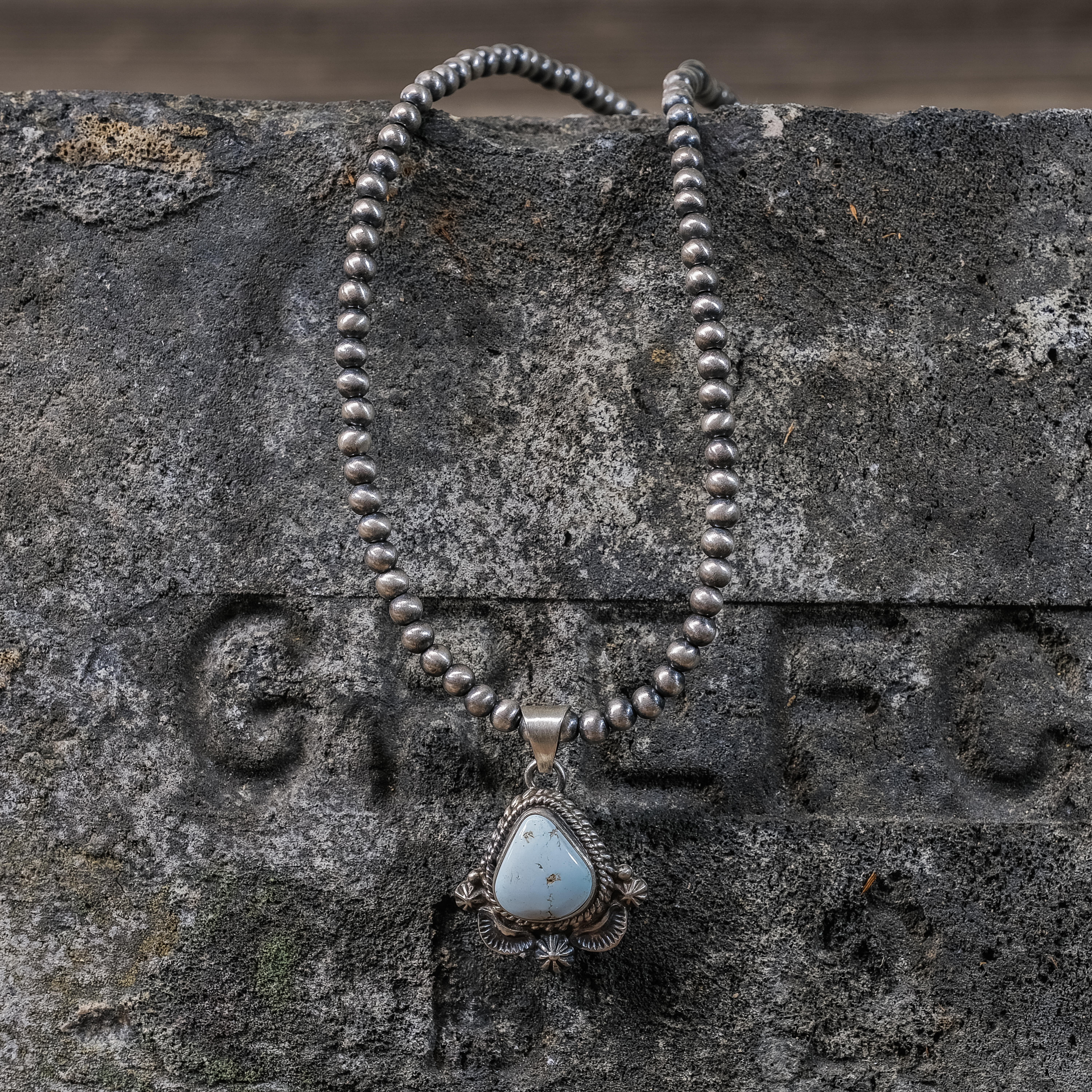 Dry Creek Turquoise Necklace JE200248