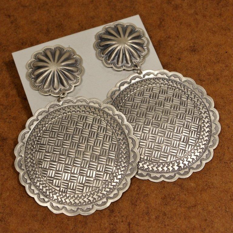 Sterling Silver Earrings by Harris Joe JE170166