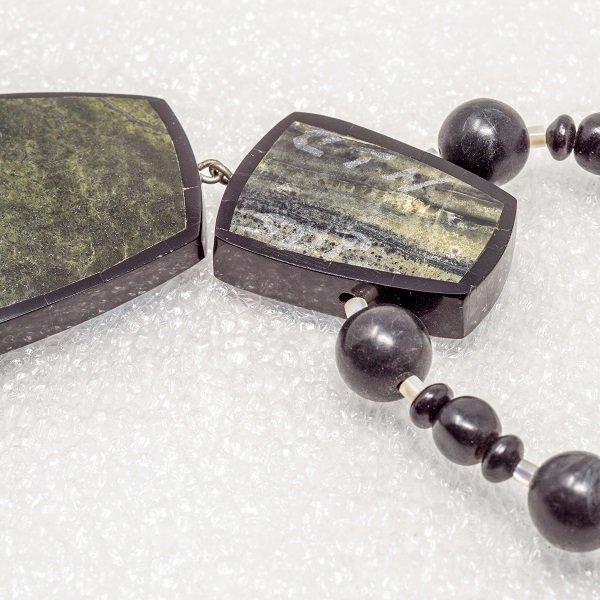 Chris Nieto Mosaic Necklace & Pendant