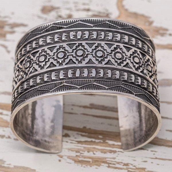 Sterling Silver Bracelet by Sunshine Reeves JE180061