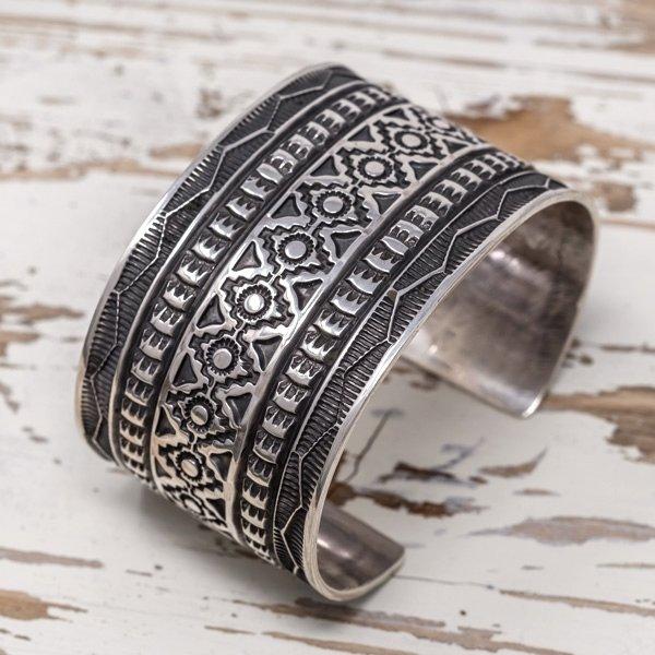 Sterling Silver Bracelet by Sunshine Reeves