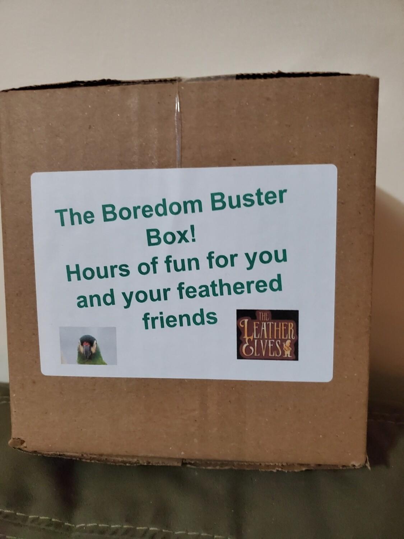Small Boredom Buster Box