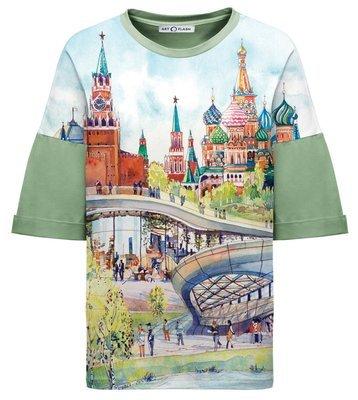 Оверсайз-футболка ZARYADYE PARK (SUMMER)