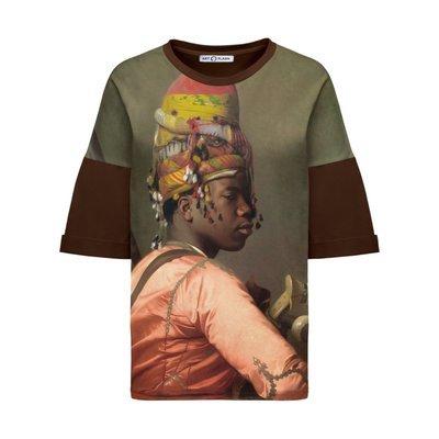 Оверсайз-футболка Bashi-Bazouk