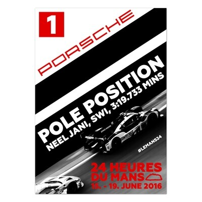 ARTWORK - Pole Position - A3
