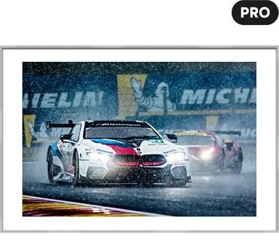 PRO - BMW IM SCHNEE