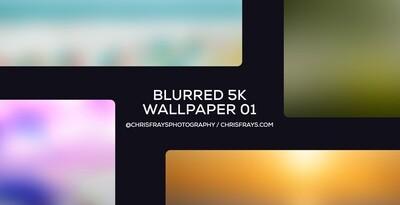 Blurred 5K Wallpaper 01 by Chris Frays