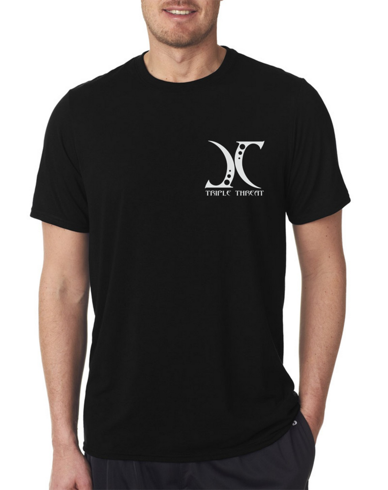 JC aka Triple Threat Uni-Sex T-Shirt