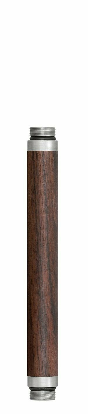 Wooden handle in palissander, standard