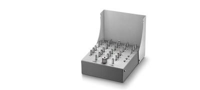 Sidekick implant drivers Master set, inclu.: 27 tips (8, 13, 25mm), 1 head, aluminum box
