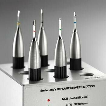 Dynamometric key for SL's implant drivers