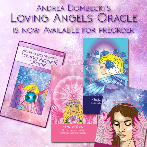 The Loving Angels Oracle Deck USA Only