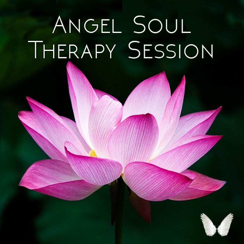 1 and a half hour Angel Soul Therapy Session