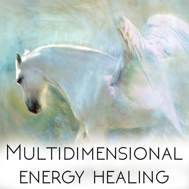 Multi-Dimensional Energy healing