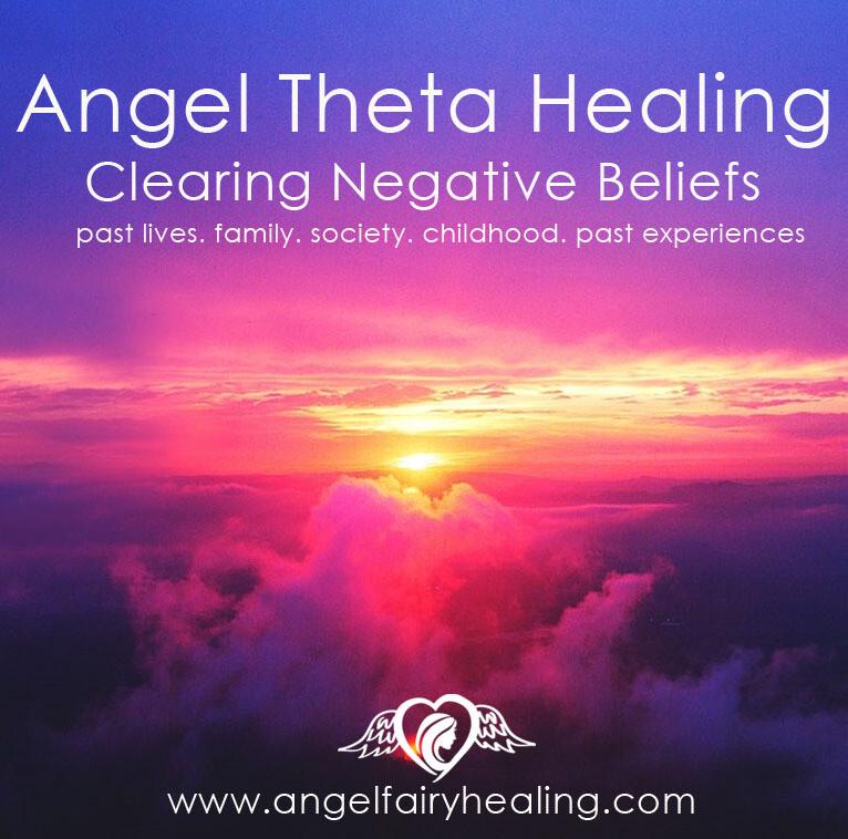 Angel Theta Healing Online Class