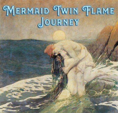 Mermaid Twin Flame Past Life Journey