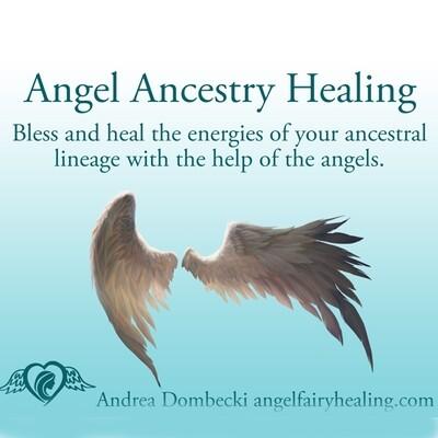 Angel Ancestry Healing