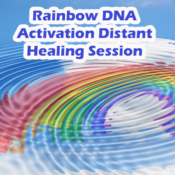 Rainbow DNA Activation Distant Healing Session