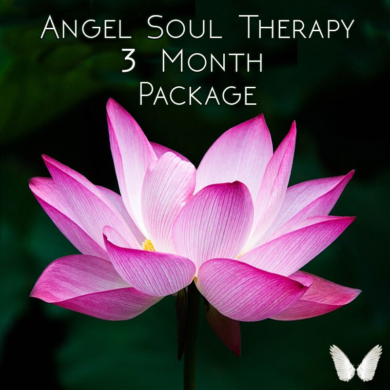 Angel Soul Therapy 3 Month Package